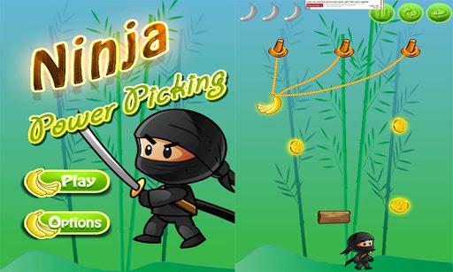 Ninja Power Picking