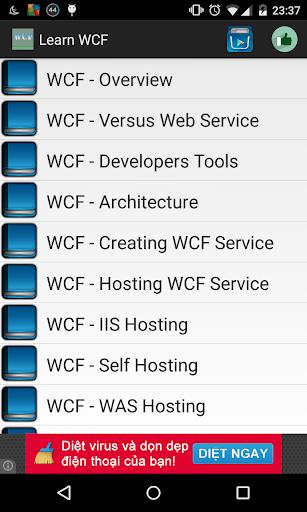 Learn WCF