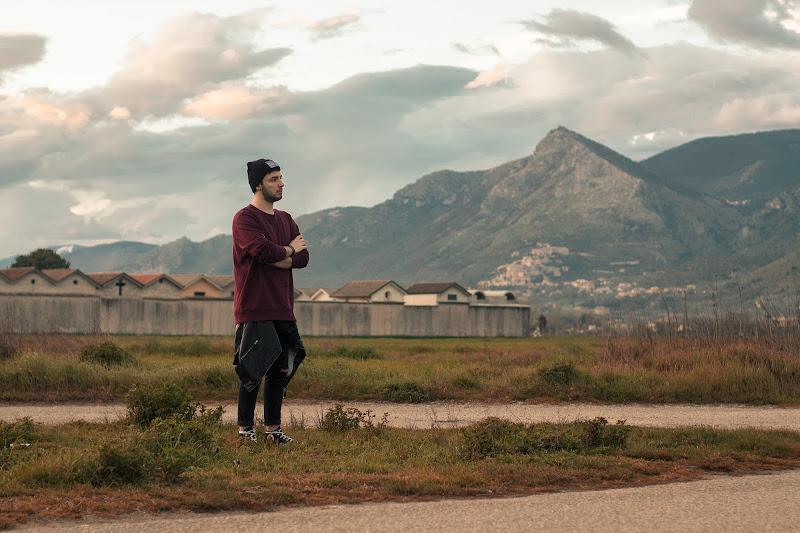 Man Vs Mountain di Gianluca Gerardi