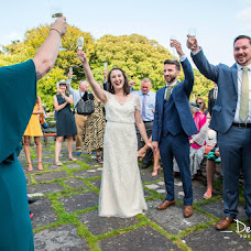 Fotógrafo de bodas Pauline Dennigan (PaulineDennigan). Foto del 24.12.2018