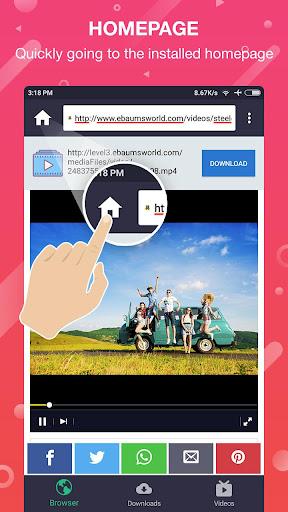 Video downloader 1.3.3 screenshots 17