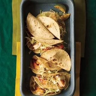 Grilled Shrimp Tacos.