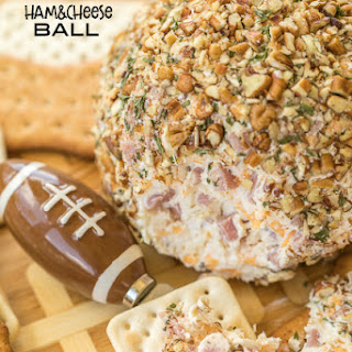 Ham and Cheese Ball.