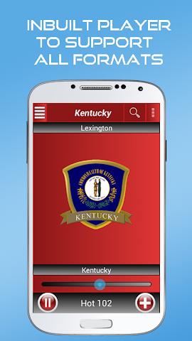 android A2Z Kentucky FM Radio Screenshot 0