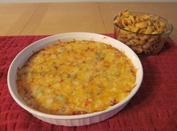 Peppy Pizza Party Dip Recipe