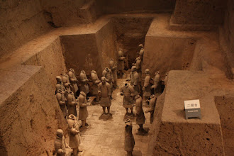 Photo: Day 188 -  Terracotta Warriors in Xi'an  - Pit 2 #1