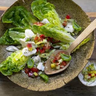 Cod-Vegetable Salad