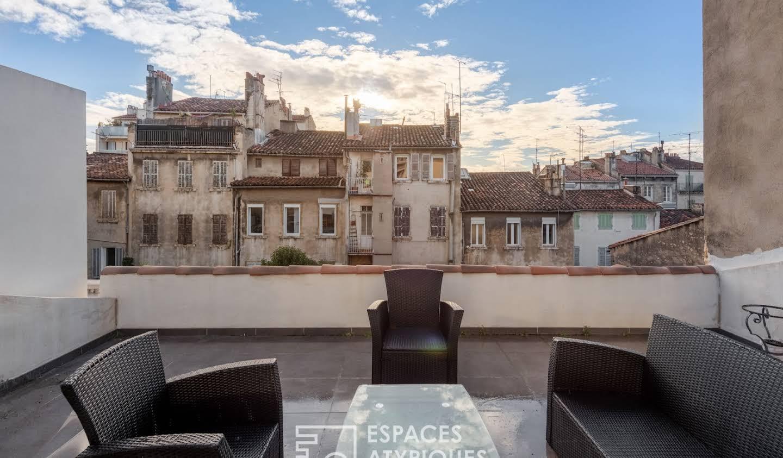 Maison avec terrasse Marseille 1er
