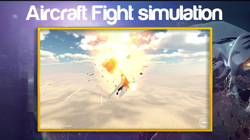 Aircraft Fighter simulation
