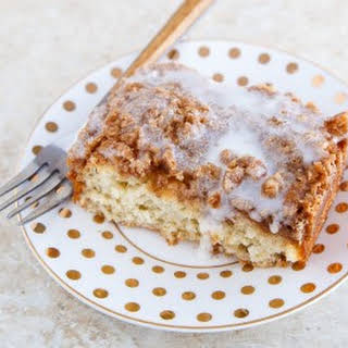 Yeasted Coffee Cake.
