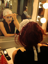 Photo: Beijing Opera Face Painting, Fall 2010