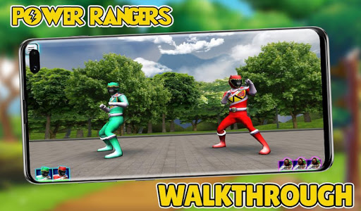 Guide For Power Rang Dino Walkthrough Charge screenshot 3
