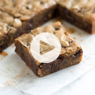 Easy, No-Fail Blondies