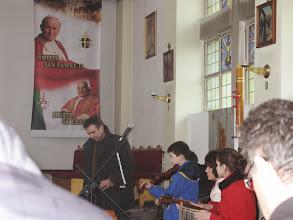 Photo: Czuwanie wielkopostne rozpoczęlismy Msza Św. w kościele św. Rodziny