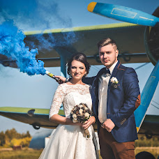 Wedding photographer Anton Kharisov (Fotoshi). Photo of 06.08.2016