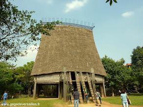 Photo: #024-Le musée de l'Ethnologie à Hanoi