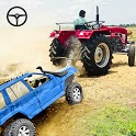 Tractor Pull Simulator : New Tractor Game icon