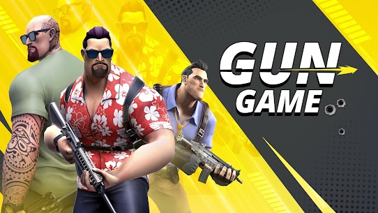Gun Game – Arms Race MOD (One Hit Kill/God Mode) 1