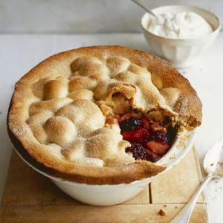 Mixed Fruit Autumnal Pie