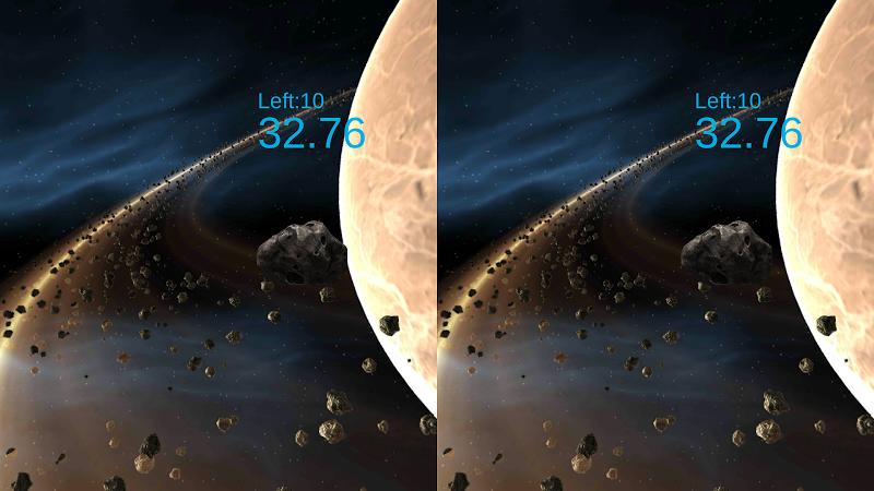Скриншот DebrisDefrag for Cardboard