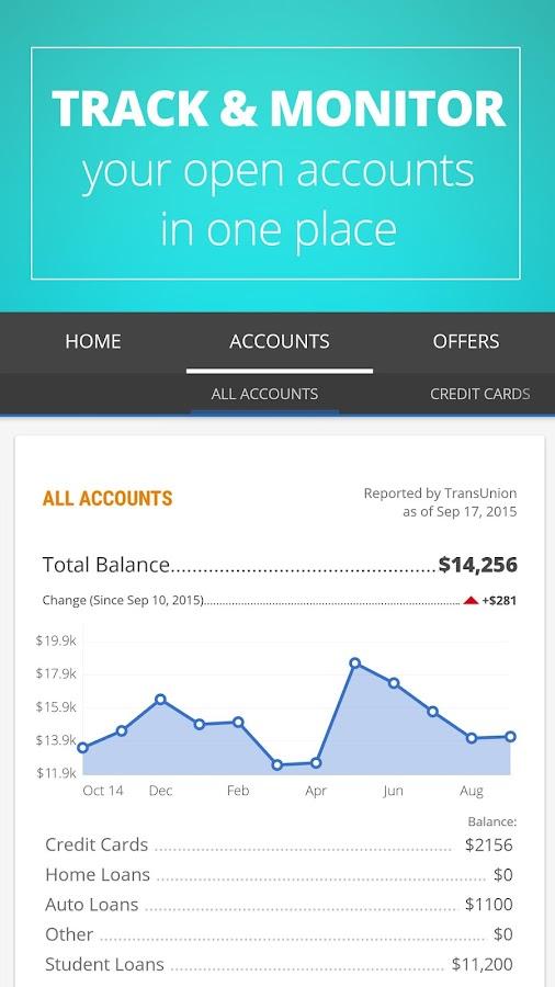 Credit Karma- screenshot