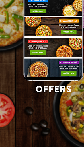 Domino's Pizza Online Delivery 8.1.3 screenshots 1