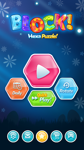 Block! Hexa Puzzleu2122 apkpoly screenshots 5