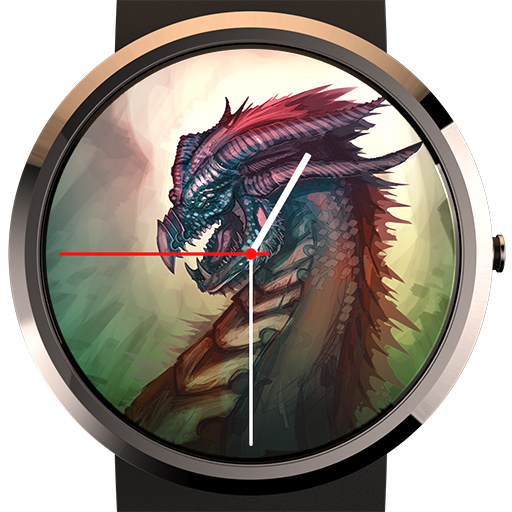 Dragon Watch Face
