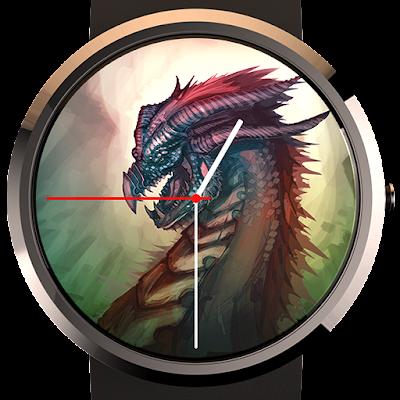 Dragon Watch Face