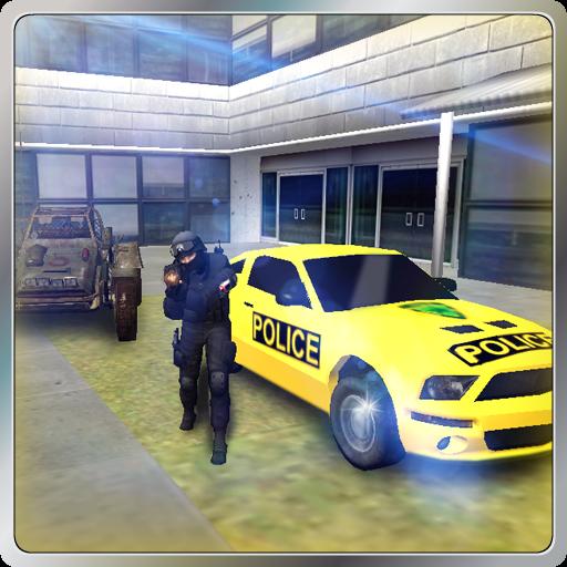 Police vs Mercenary Thugs