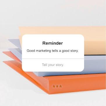 Marketing Story - Instagram Post template