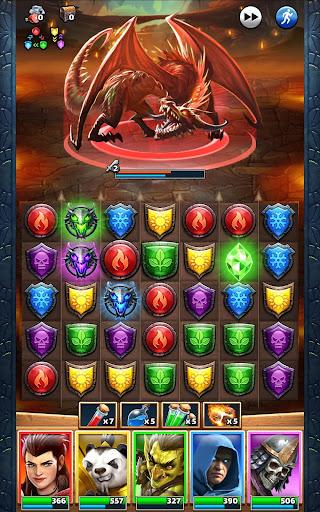 Empires & Puzzles: Epic Match 3 28.1.0 screenshots 14