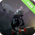 Futuristic Bee Live Wallpaper icon