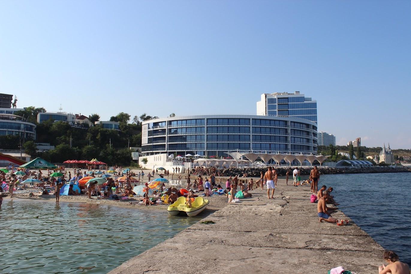 Отели Одессы на берегу моря VIP-уровня: maristella marine residence