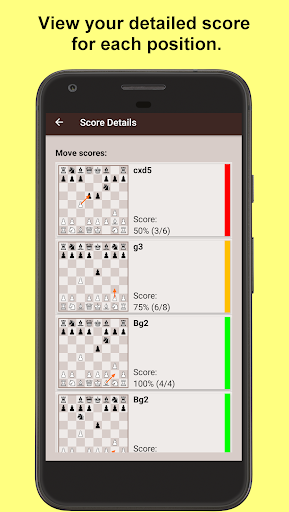 Chess Repertoire Trainer 1.5.3 gameplay | by HackJr.Pw 7