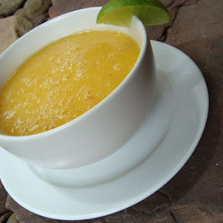 Spicy Mango Ginger Soup Recipe