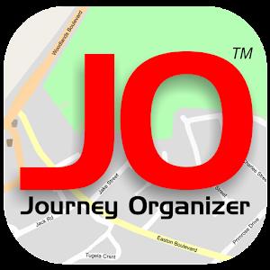 JO (Journey Organizer) Vehicle Travel Logger