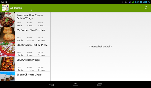 鸡阿尔弗雷多·食谱|玩健康App免費|玩APPs
