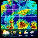 Tiempo radar con alerta de lluvia gratis