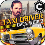 Crazy Open World Driver - Taxi Simulator New Game 3.1