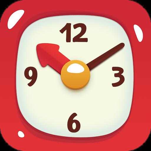 HappyClock 教育 App LOGO-硬是要APP