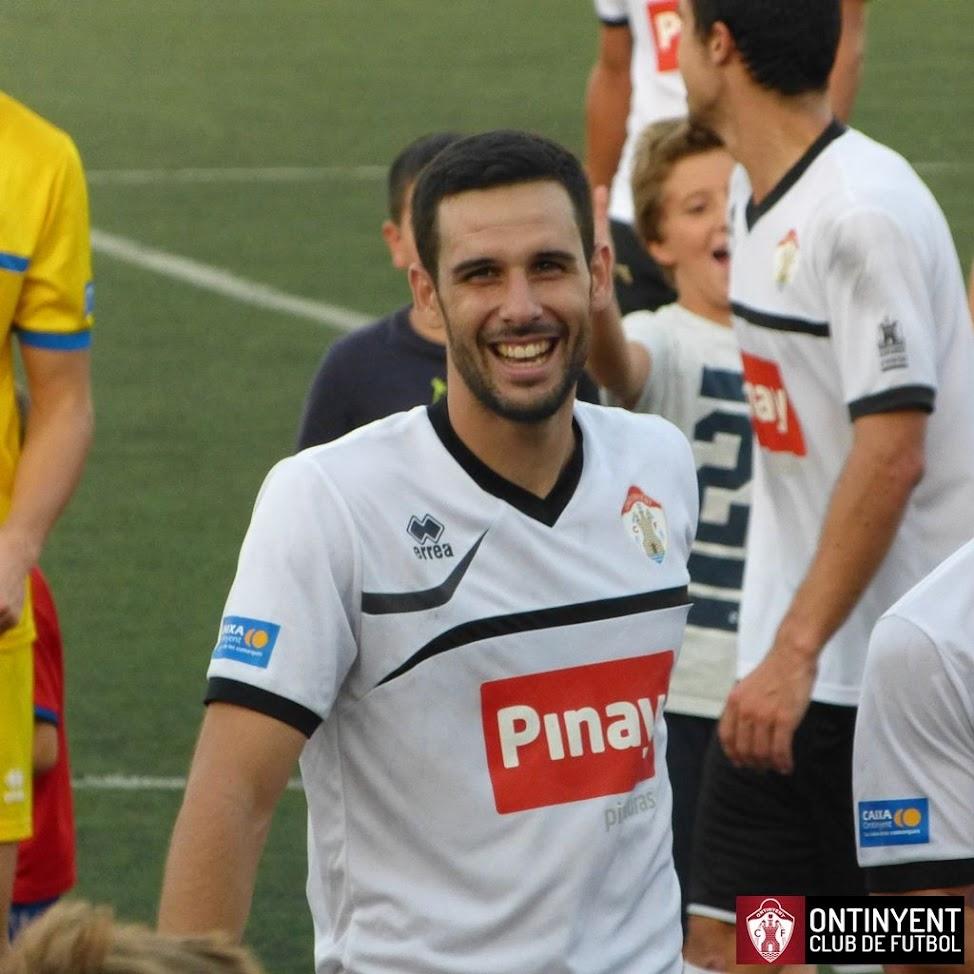 Víctor Rodríguez Ontinyent CF