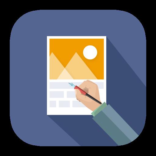 Poster Maker, Poster Creator, Poster Design icon
