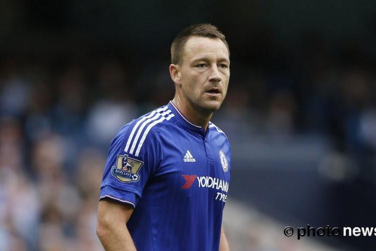 Officiel : non, John Terry ne quittera pas Chelsea !