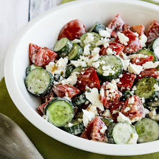 Easy Summer Lunch Salad.