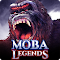 MOBA Legends Kong Skull Island file APK for Gaming PC/PS3/PS4 Smart TV