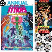 The New Titans Annual (1988 - 1996)