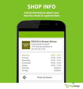 myShopi – shopping & promo Screenshot 9