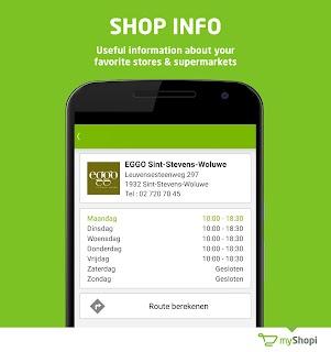 myShopi – shopping & promo screenshot 08