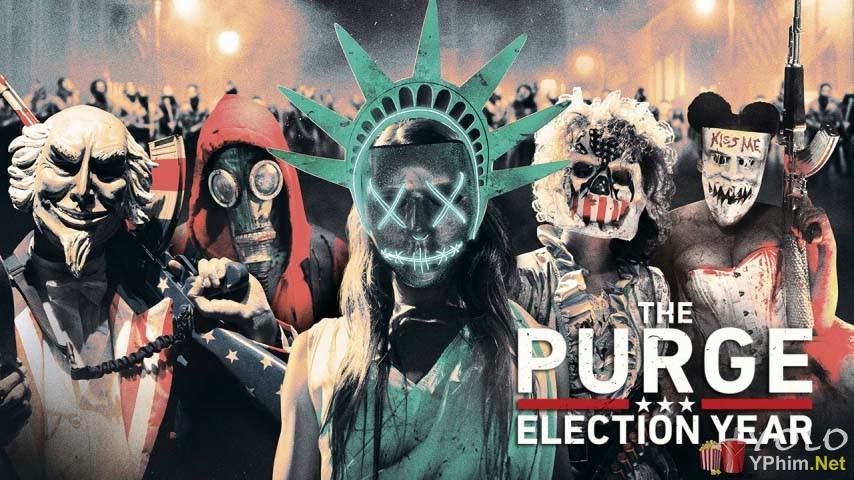 Photo Sự thanh trừng 3: Năm bầu cử